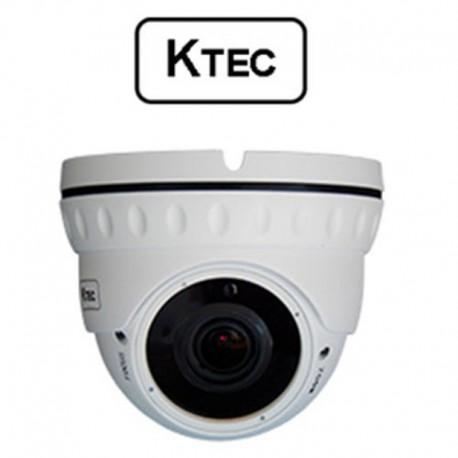 KTEC IP-200 1080P full HD 2MP 2.9 ip dome camera