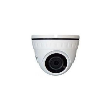 KTEC D500W/2.8 5MP dome camera μεταλλική anti vandal (TVI/AHD/CVI/CVBS)