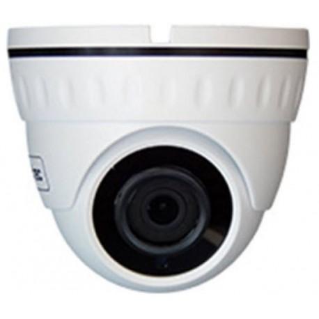 KTEC D500VW 5MP dome camera μεταλλική anti vandal (TVI/AHD/CVI/CVBS)