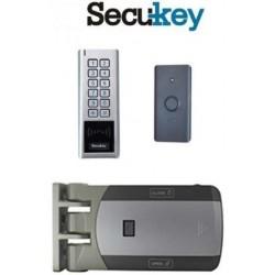 Ασύρματο Set κλειδώματος πόρτας D3 Ξύλινη/Μεταλλική