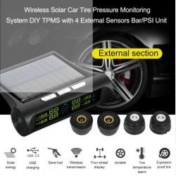 Σύστημα Ελέγχου Πίεσης Ελαστικών Αυτοκινήτου