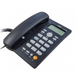 Oho Επιτραπέζιο Τηλέφωνο με Μεγάλα Πλήκτρα για ηλικιωμένους OHO-08CID