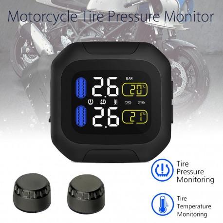 Σύστημα Ελέγχου Πίεσης Ελαστικών Μηχανής