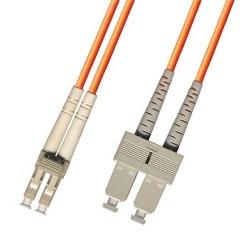 SCPC - LCPC DUPLEX MM 50/125μm OM2