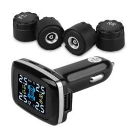 TPMS TP620 External Sensors Σύστημα Ελέγχου Πίεσης Ελαστικών Αυτοκινήτου