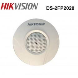 HIKVISION DS-2FP2020 Μικρόφωνο υψηλής ευαισθησίας