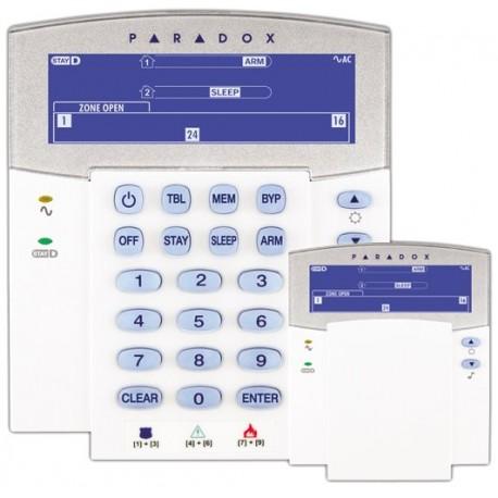 Paradox K35 Πληκτρολόγιο συναγερμού