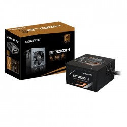 GIGABYTE Power Supply 700W Modular 80+Plus Bronze