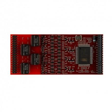 BeroNet - 4 Port S0 BRI Module
