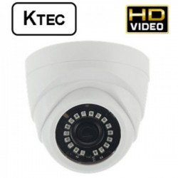 KTEC D720PL 2.8 dome camera HD720p