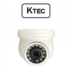KTEC D100 2.8mm MINI dome camera HD720p Anti Vandal