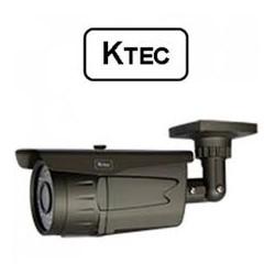 KTEC E200VG/72IR bullet camera 1080p (TVI/AHD/CVI/CVBS) εξωτερικού χώρου