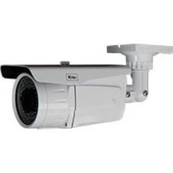 KTEC E200VW bullet camera 1080p (TVI/AHD/CVI/CVBS) εξωτερικού χώρου