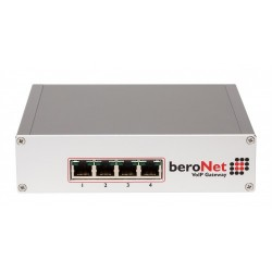BeroNet Modular VoIP Gateway-128 Channels