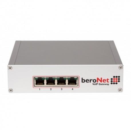 BeroNet Modular VoIP Gateway-16 Channels