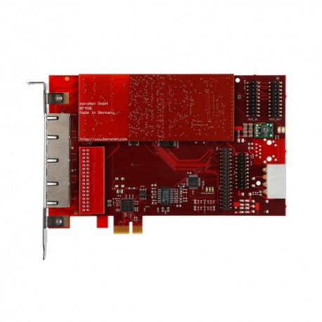 BeroNet Modular VoIP Gateway Card-128 Channels