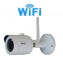 KTEC IP-E200 WIFI /3.6mm IP bullet camera εξωτερικού χώρου