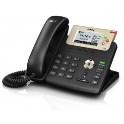 Yealink SIP-T23G Enterprise HD IP Phone (Gigabit,with PoE)