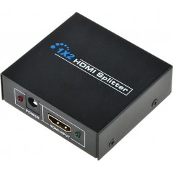 HDMI-102 HDMI SPLITTER 1 IN TO 2 OUT VER 1.4