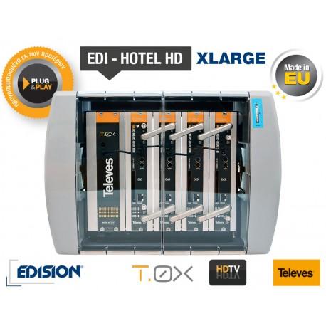 EDI-HOTEL HD XLARGE 23 + 7