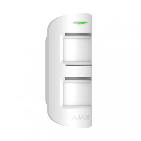 Ajax MotionProtect Outdoor Άσπρο