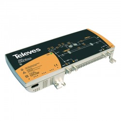 TELEVES 451203 DTKOM AMP.1in/1out 129dBuV RP