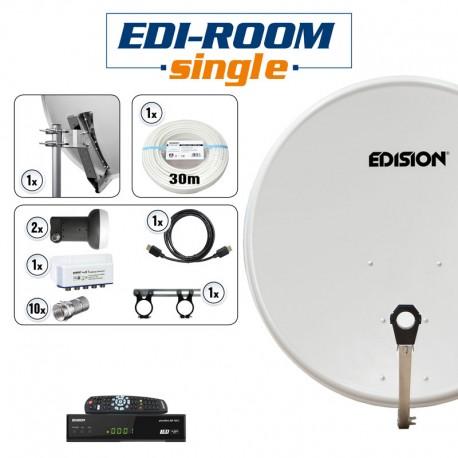 EDI-ROOM SINGLE