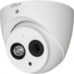 DAHUA HAC-HDW1200EM-A 2.8mm dome camera 1080p Built-in Microphone