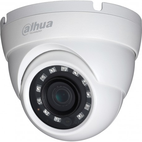DAHUA HAC-HDW1230M 2.8mm dome camera 1080p (CVI/TVI/AHD/CVBS)