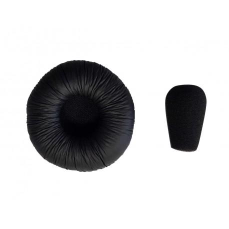 Supervoice SVC101/SVC102 Ear Pad & Microphone Protector Set