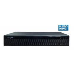LONGSE XVRDA2108HD Καταγραφικό 8 καναλιών & 8 IP