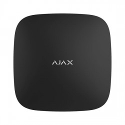 Ajax Hub ασύρματου συναγερμού Μαύρο