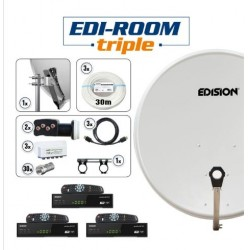 EDI-ROOM TRIPLE