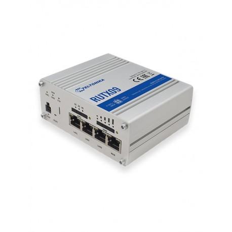 Teltonika RUTX09 4G Professional LTE Router CAT6 Dual
