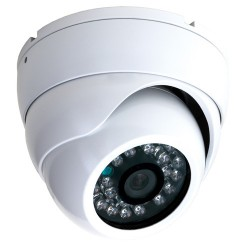 DCS TD-7524TE 3.6mm dome camera HD720p (TVI)