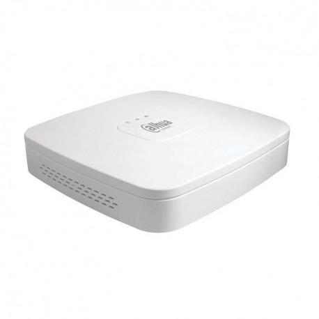 DAHUA NVR2104-4KS2 8MP Δικτυακό Καταγραφικό 4 IP