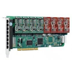 OpenVox A800P + 1 FXS module