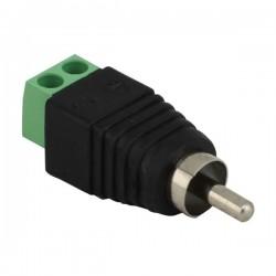 Adaptor RCA Male