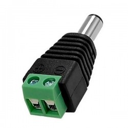 Adaptor DC Male