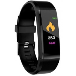 FITNESS SMART BAND ID115 PLUS ΕΓΧΡΩΜΟ OLED