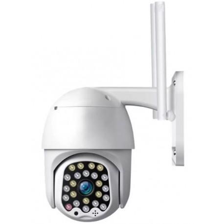 GOCOMMA 8X Zoom 23LED 1080p HD Wifi IP Camera εξωτερική