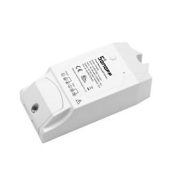 SONOFF POW R2 Smart Διακόπτης παρακολούθησης ισχύος, Wi-Fi, 15A, λευκός