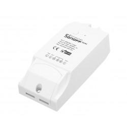 SONOFF Dual Smart Διακόπτης διπλός Wi-Fi, 16A, λευκός
