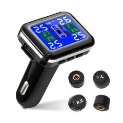 TPMS TP630 External Sensors Σύστημα Ελέγχου Πίεσης Ελαστικών Αυτοκινήτου