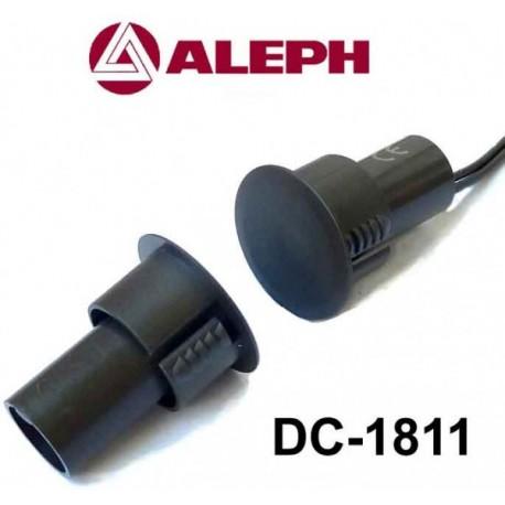 Μαγνητική επαφή χωνευτή ALEPH DC-1811B