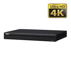 DAHUA NVR4208-8P-4KS2 Δικτυακό Καταγραφικό 8 IP POE