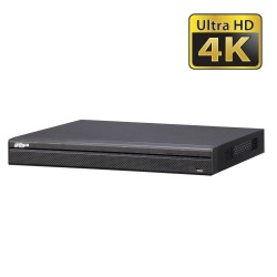 DAHUA NVR4216-4KS2 8MP Δικτυακό Καταγραφικό 16 IP