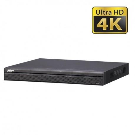 DAHUA NVR4216-4KS2 Δικτυακό Καταγραφικό 16 IP