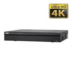 DAHUA NVR4416-16P-4KS2 8MP Δικτυακό Καταγραφικό 16 IP POE