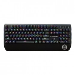 Keyboard Mechanical RGB Zeroground KB-2700G SAKIMO